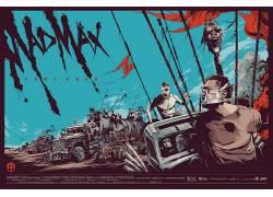 疯狂的麦克斯,疯狂的麦克斯:狂暴之路,海报,电影海报,插图257146