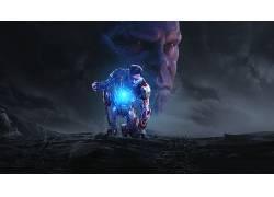 钢铁侠,奇迹电影宇宙,萨诺斯,钢铁侠3,复仇者联盟无限战争,电影人