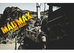 疯狂的麦克斯:狂暴之路,查理兹塞隆,世界末日,电影,疯狂的麦克斯