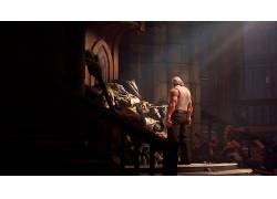 莱因哈特(守望者),监工,动画电影,城堡,视频游戏,盔甲609230