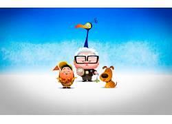 皮克斯动画工作室,电影,动画电影,Up(电影)26492