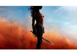 盖尔・加朵,神奇女侠,DC漫画,电影海报414451