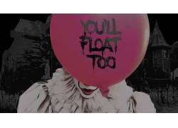 锱铢必较,它的电影,你也会漂浮,小丑,电影549187