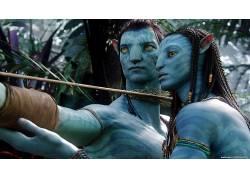 阿凡达,电影,CGI,给予,科幻小说,未来,箭头47478
