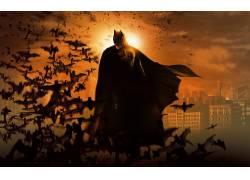 蝙蝠侠,蝙蝠,市,蝙蝠侠侠影之谜,电影411137