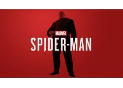 蜘蛛侠,奇迹漫画,奇迹电影宇宙,Playstation 4 Pro,的PlayStation