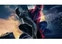 蜘蛛侠,电影,漫威漫画,黑色适合的蜘蛛侠,分裂453469