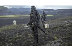 盗贼一:星球大战的故事,星球大战,电影,死亡骑兵443929