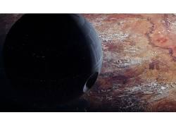 盗贼一:星球大战的故事,星球大战,电影,死星443926