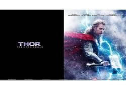 电影,雷神,雷神2:黑暗世界,克里斯赫姆斯沃思,雷神之锤,惊奇的电