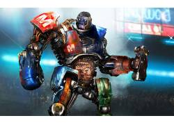真正的钢铁,电影,机器人219211