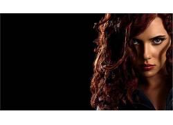 电影,黑寡妇,斯嘉丽约翰逊,红发,钢铁侠2,superheroines,惊奇的电