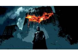 蝙蝠侠,Bat信号,MessenjahMatt,电影,黑暗骑士56608