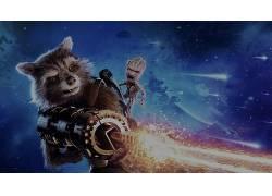 银河监护人卷。 2,惊奇的电影宇宙,电影,超级英雄,漫威漫画,银河