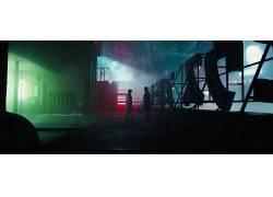 银翼杀手,Blade Runner 2049,男人,妇女,电影,瑞恩・高斯林571710