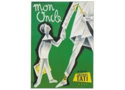 雅克塔蒂,Mons先生Hulot,电影海报,星期一Oncle,电影海报108468