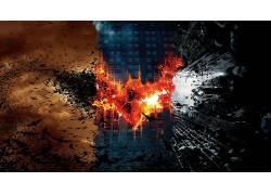 蝙蝠侠,蝙蝠侠侠影之谜,黑暗骑士,黑暗骑士崛起,电影,滑稽角色,黑