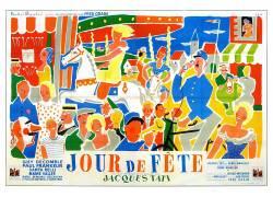 雅克塔蒂,电影海报,Jour defête,电影海报108469