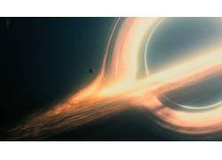 空间,星际(电影),行星,黑洞,卡冈,电影,艺术品627022