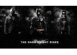 蝙蝠侠,诛戮,猫女,黑暗骑士,DC漫画,克里斯蒂安・贝尔,汤姆哈代,