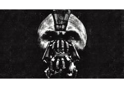 蝙蝠侠,诛戮,黑暗骑士崛起,电影,数字艺术30800