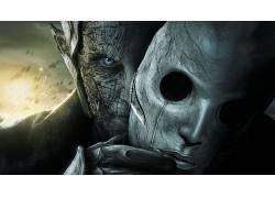 雷神2:黑暗世界,玛雷基,电影,惊奇的电影宇宙,漫威漫画,面具,雷