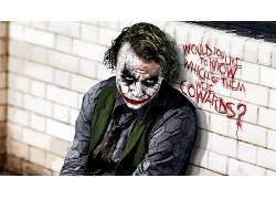 蝙蝠侠,黑暗骑士,希斯莱杰,电影,滑稽角色30802