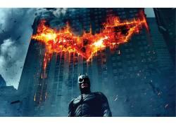 蝙蝠侠,黑暗骑士,电影,火,摩天大楼6382