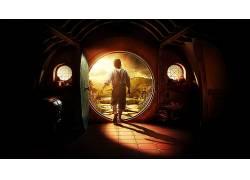 霍比特人,霍比特人,比尔博巴金斯,霍比特人:意外旅程,电影2984