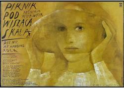 电影海报,在悬岩的野餐,彼得威尔,抛光,电影113839