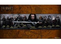 霍比特人:意外旅程,电影,大学,Thorin橡木护盾,小矮人52438