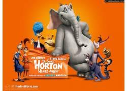 霍顿听到一个谁,动画电影,电影28147