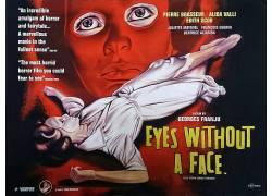 电影海报,没有面孔的眼睛,Georges Franju,电影海报107797