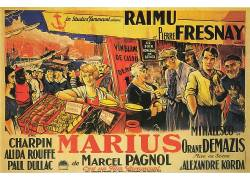 电影海报,马吕斯,马塞尔帕尼奥尔,电影113840
