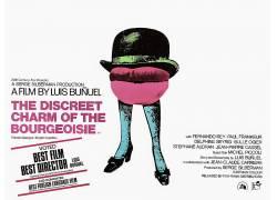 资产阶级的谨慎魅力,路易斯布努埃尔,电影海报107798