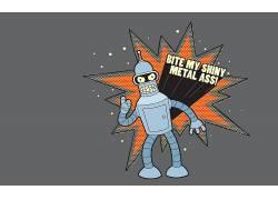 飞出个未来,本德尔,咬我闪亮的金属屁股!,动画片,动画电影,动画6
