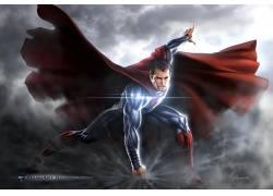超人,DC漫画,电影,亨利卡维尔,钢铁之躯66063