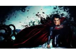 超人,亨利卡维尔,钢铁之躯,电影100202