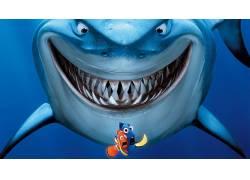 电影,海底总动员,鲨鱼,电影海报,动画电影67209