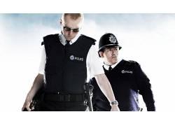 电影,热血警探,西蒙Pegg,血和冰淇淋52450