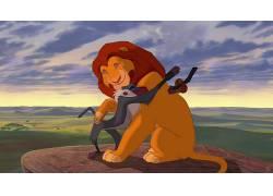 电影,狮子王,Rafiki,迪士尼,木法沙,动画电影53571