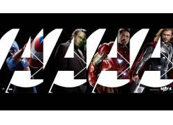 电影,复仇者,雷神,钢铁侠,美国队长,废船,布鲁斯横幅,克里斯赫姆