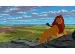 电影,狮子王,迪士尼,木法沙,俎,动画电影53570