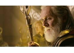电影,安东尼霍普金斯,奥丁,永恒之枪,惊奇的电影宇宙53997