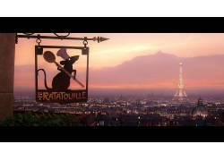 电影,料理鼠王,巴黎,动画,皮克斯动画工作室188890