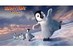 电影,快乐的脚二,企鹅,动画电影50718