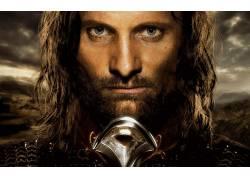 电影,指环王,指环王:国王的归来,阿拉贡,维果莫特森71787