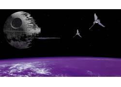 电影,星球大战,星球大战:第六集 - 绝地归来,科幻小说,死星53922
