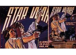 电影,星球大战,星球大战:第四集 - 一个新的希望,Leia Organa,卢