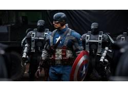 电影,美国队长:第一复仇者,美国队长,漫威漫画,克里斯埃文斯5228